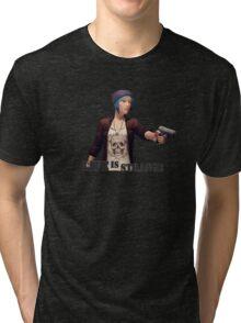 Fury life is strange art T-shirts Tri-blend T-Shirt
