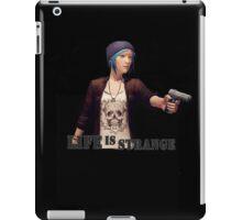 Fury life is strange art T-shirts iPad Case/Skin