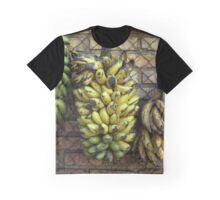 Colombian Platanos Graphic T-Shirt