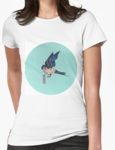 Generation Egg Womens Fitted T-Shirt
