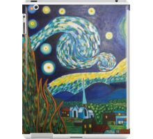 Vincent Van Gogh's Starry Night iPad Case/Skin