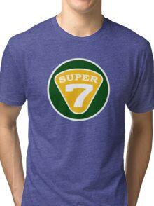 SUPER 7 Lotus Tri-blend T-Shirt