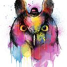 Mr Owl by Harry Fitriansyah