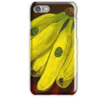 Spotlight on Bananas iPhone Case/Skin