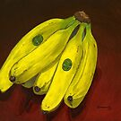 Spotlight on Bananas by bernzweig