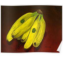 Spotlight on Bananas Poster