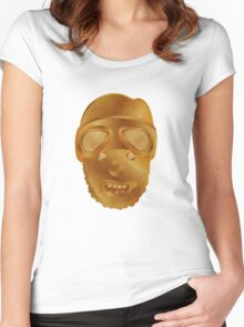 Stormzy / Wicked Skeng Man Part 4 Women's Fitted Scoop T-Shirt