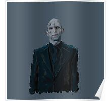 Voldemort Illustration Poster