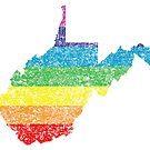 west virginia rainbow by chromatosis