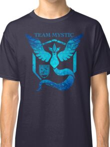 Epic Nerd Camp Team Mystic Classic T-Shirt