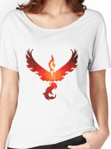 TEAM VALOR Logo by leesepuffs Women's Relaxed Fit T-Shirt