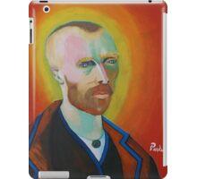 Vincent Van Gogh, self portrait iPad Case/Skin