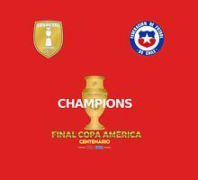 Final Copa America 2016 Champions - Chile Football Team Unisex T-Shirt
