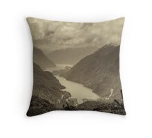 Fiordland Throw Pillow