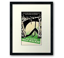 Metal Gear Solid: Peace Walker Framed Print