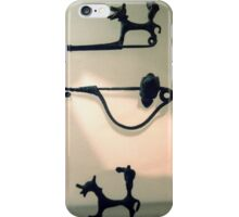 C8 BC Etruscan Safety Pins Villa Guilia Rome Italy Ektachrome High Speed 198407240017 iPhone Case/Skin