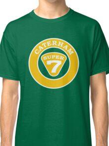 Caterham SUPER 7 Badge1 Classic T-Shirt