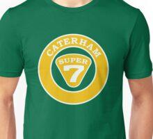 Caterham SUPER 7 Badge1 Unisex T-Shirt