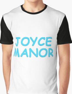 JOYCE MANOR! COMIC SANS! Graphic T-Shirt