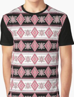 ethnic folk patterns. Graphic T-Shirt
