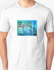 Blue Seaweed Unisex T-Shirt