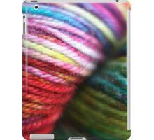 Skein 3 iPad Case/Skin
