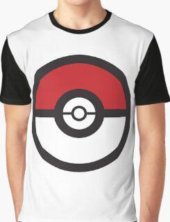 Pokémon GO Pokéball Squad by PokeGO Graphic T-Shirt