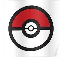 Pokémon GO Pokéball Squad by PokeGO Poster