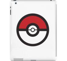 Pokémon GO Pokéball Squad by PokeGO iPad Case/Skin