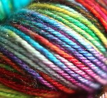 Skein 4 by Trish Peach
