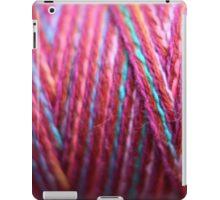 Yarnia 1 iPad Case/Skin