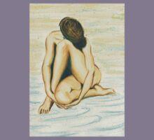 Female Nude Kids Tee