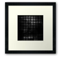 Gun Metal Games Framed Print