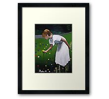 Heather Parker in Treasure Lake, Pa Framed Print