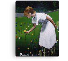 Heather Parker in Treasure Lake, Pa Canvas Print