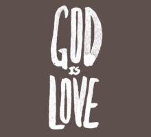 God is Love II One Piece - Short Sleeve