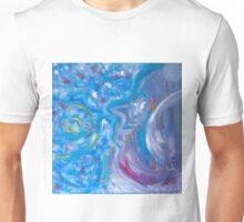 Winter long exhalation Unisex T-Shirt