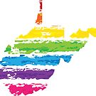 west virginia color strokes by chromatosis