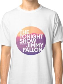 Sunset Jimmy Fallon Classic T-Shirt