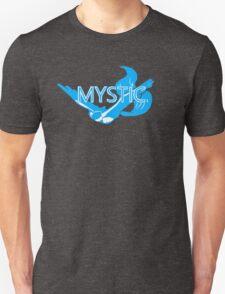 Stylized Team Mystic Print Unisex T-Shirt