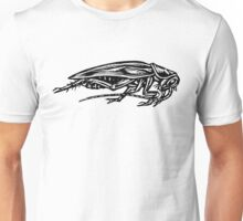 Cockroach (Side View) Unisex T-Shirt