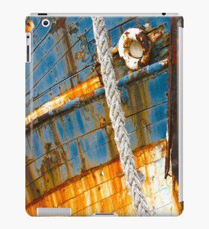 Wooden Shipwrecks iPad Case/Skin