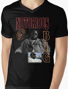 Kick In The Door Mens V-Neck T-Shirt