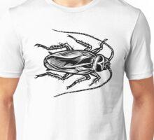 Cockroach (Top View) Unisex T-Shirt