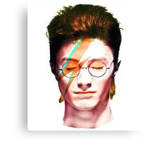 Ziggy Potter (without text) Canvas Print