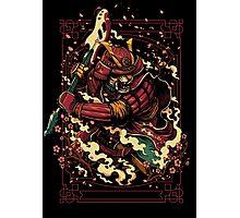 Shogun's Fury Photographic Print