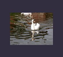 Swan Reflected Unisex T-Shirt