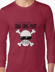 Swag-Swag Fruit Long Sleeve T-Shirt