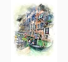 Venice Watercolor Unisex T-Shirt