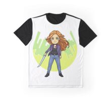 NY Clary Fray  Graphic T-Shirt